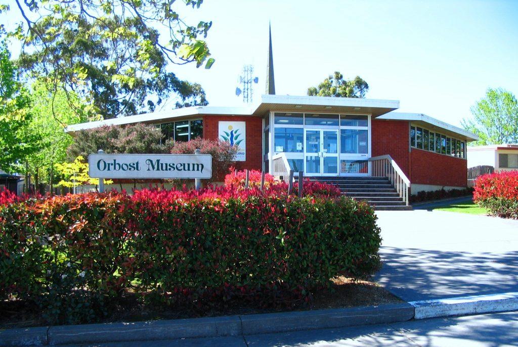 MUSEUM in Ruskin Street,